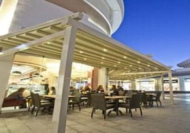 Retractable Pergola & Sun Roof Systems