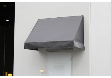 Fixed Frame Wedge Canopy