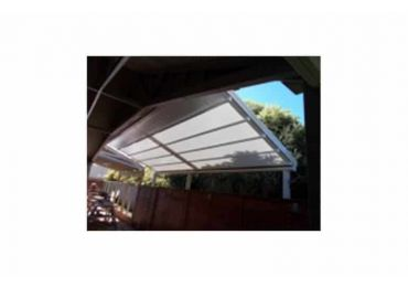 Rising Soft Retractable Roof