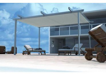 Retractable Pergola Shade Surya