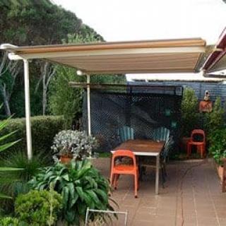 Conservatory & Pergola Shade